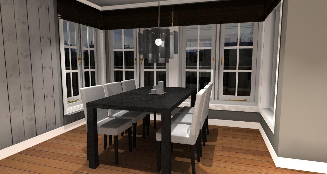 Kjøkken – 3D skisser fra interiørdesigner | RoomDesign ...