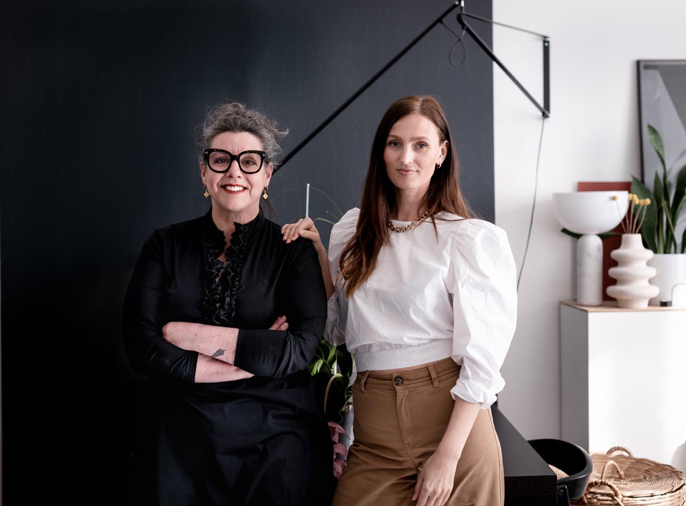 Lisa & Kristin